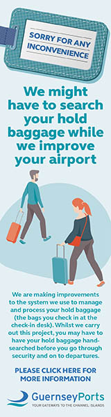 Allow more time for if travelling with hold baggage