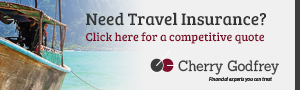 Cherry Godfrey Travel Insurance