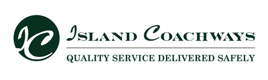 Island Coachways logo