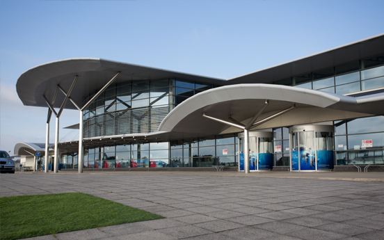 Guernsey Airport Facilities