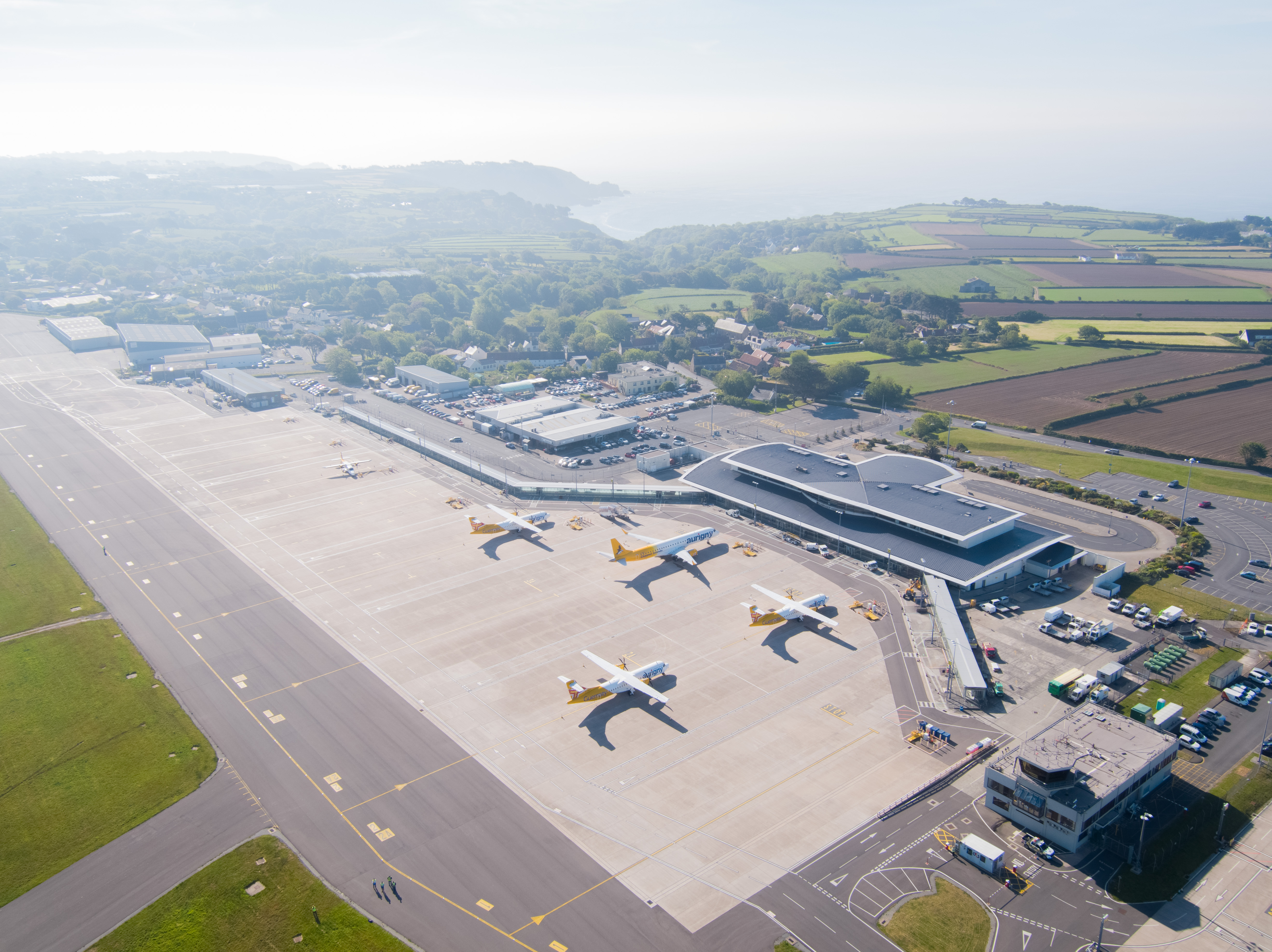 Link opens the aviation forecast for Channel Islands airspace provided by Jersey Met