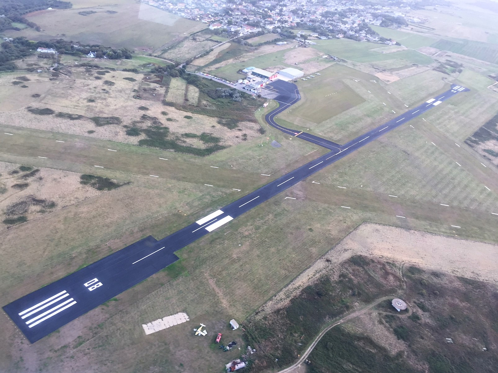 Alderney Airport Upgrade Proposals To Be Put To The States
