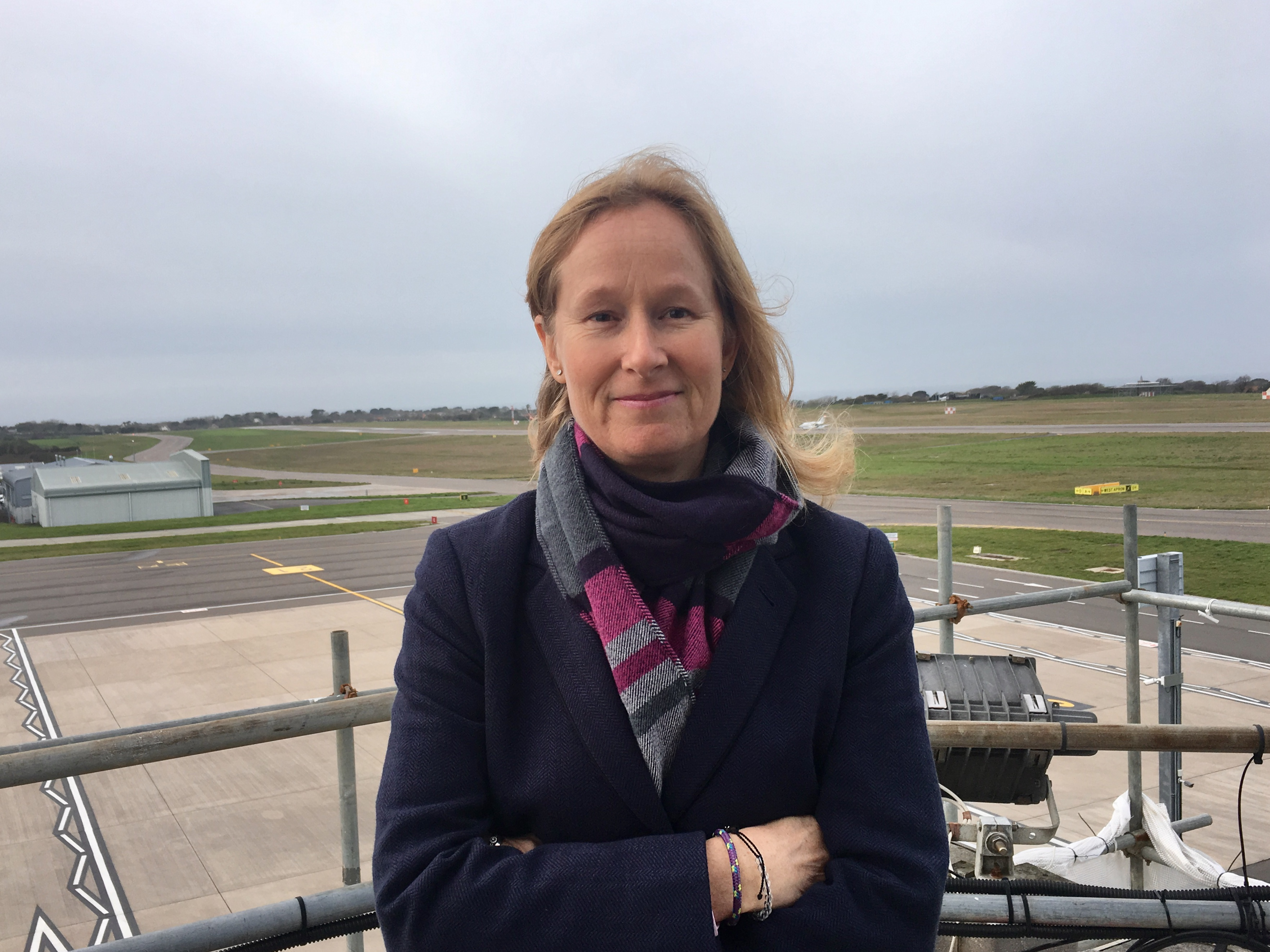 New Manager Of Air Traffic Control Services Appointed Guernsey Airport