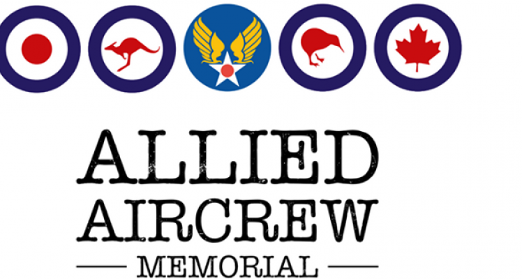 Dedication Ceremony of the Allied Aircrew Memorial