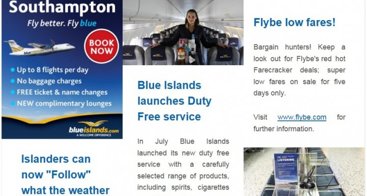 Guernsey Airport Autumn Newsletter