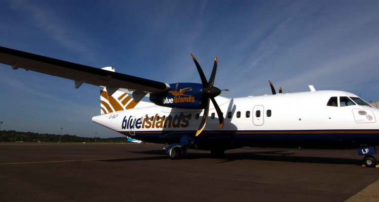 Blue Islands to operate 2016 Zurich charter service
