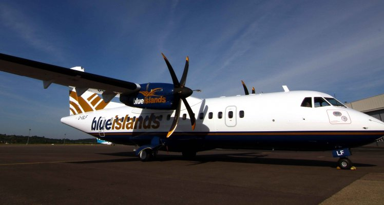 Blue Islands is Jersey's most punctual airline to London
