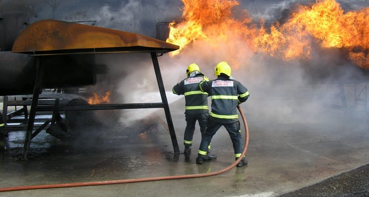 Airport Fire and Rescue Service – Fire Fighter – Recruiting Now!