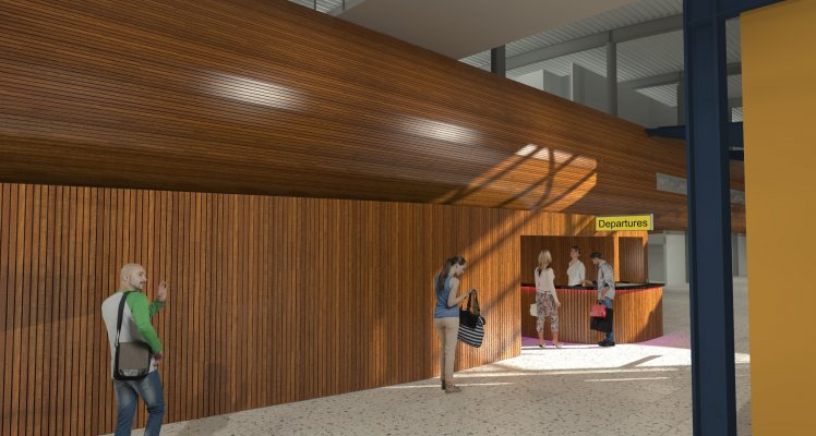 Guernsey Airport security project enters final stage