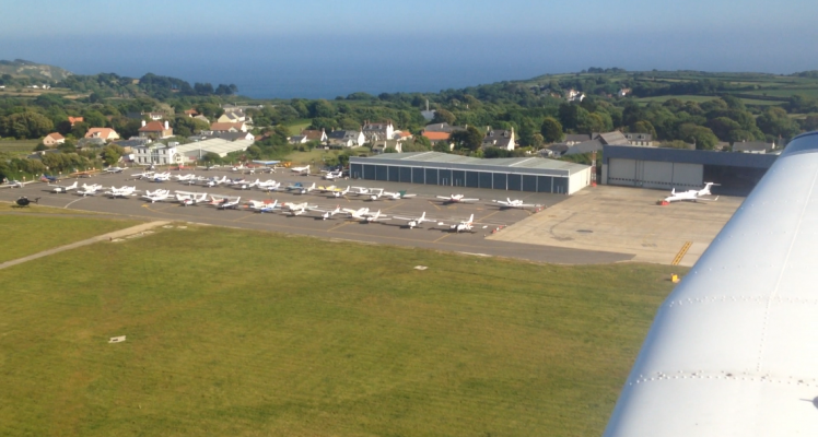Guernsey Air Rally A Sell Out Success