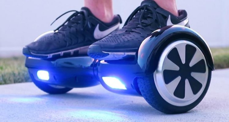 Portable Electronic Devices (hover boards, balance boards and mini segways)