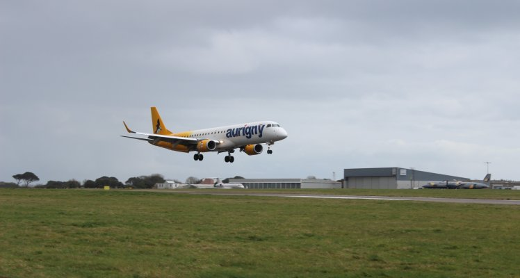 Aurigny flights to Jersey and Southampton for 2020 out now