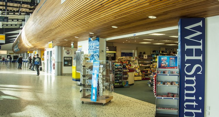 WHSmith Guernsey Airport Vacancies
