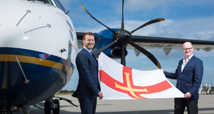 Blue Islands to operate new Liverpool charter service to Guernsey for C.I. Travel Group