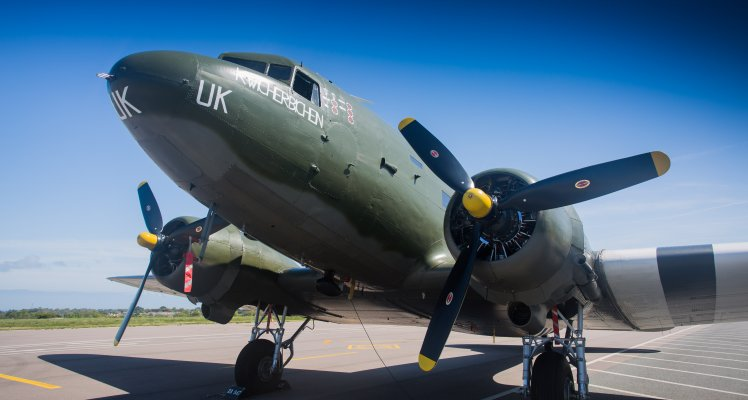 C-47 Dakota Memorial Flight
