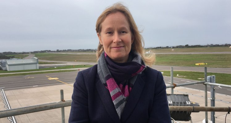 Leah Jeffreys - Head of Air Navigation Services