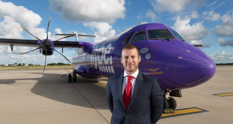 Blue Islands add larger ATR 72 aircraft to Jersey base for 20% capacity increase