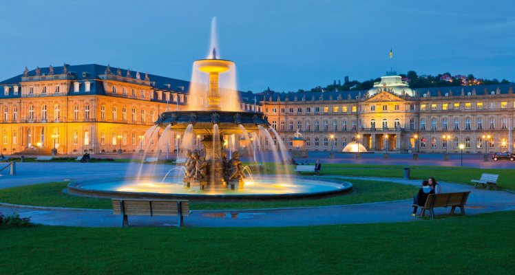 Explore Stuttgart (southwest Germany) this summer with Air Berlin