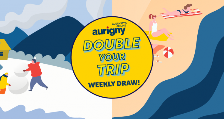 Double Your Trip - Credit Voucher Draw