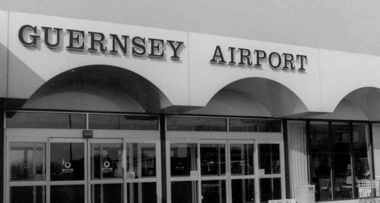 The history of Guernsey Airport