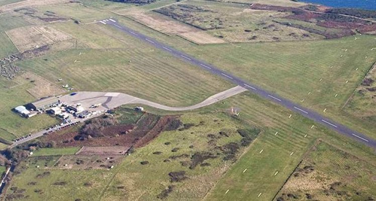 Alderney Airport Reduced Opening Hours From 13th July To 16th July