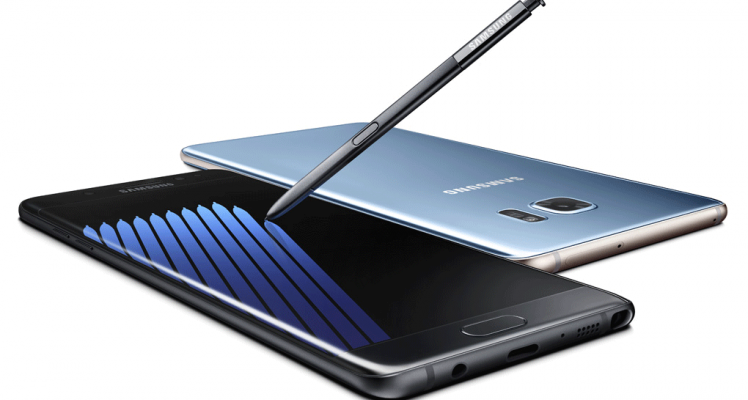 Are you travelling with a Samsung Galaxy Note 7?
