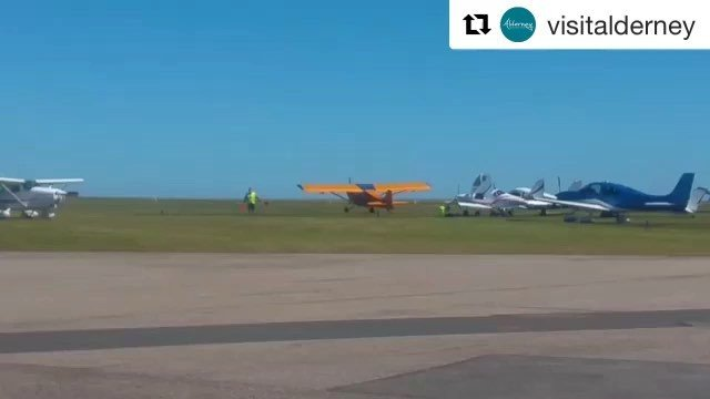 #Repost visitalderney with getrepost#Flying high to#Alderney today! Its a perfect day for the start of the Annual Alderney FlyIn#AlderneyFlyingClub#aviation#avgeek #aviationlovers#aviationphotography#aviationgeek#aviationdaily #airplane #aviation4u #planespotter #aiport #instaplane #instaaviation #aviationlovers #avporn #VisitAlderney#ExperienceAlderney#BlueSkies #channelislands #alderneyairport