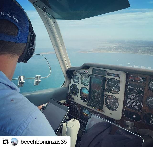 #Repost beechbonanzas35 with getrepostLooking for traffic  #generalaviation#flying#lookout#guernsey#luxurylifestyle#avporn#beechcraft#plane#avgeek#pilot#crew#planespotting#travel#photography#island#holiday#boeing#crewlife#luxury#airbus#instaaviation#airport#traffic#islandlife#bose#vacation#classicaircraft#wheretonext#garmin
