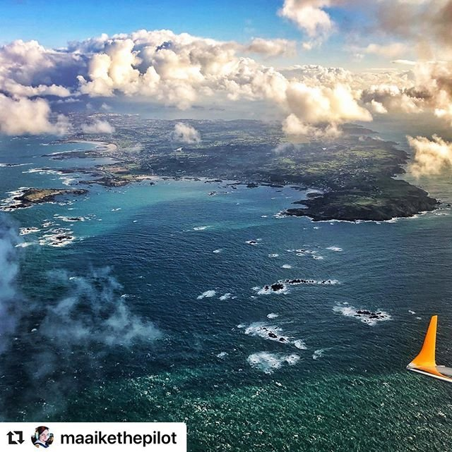 #Repost maaikethepilot with makerepostLeaving Guernsey for a couple of days, off to the Netherlands!