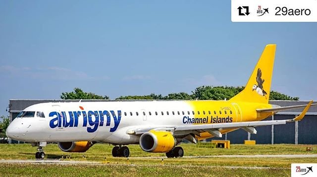 #Repost 29aero with getrepostMultipost from yesterday afternoon at Guernsey Airport.1. Aurigny Air Services / GNSEY / Embraer 195STD / GCILGW.2. Loganair / GLGNO / SAAB 2000 / GCIGLA.3. Flybe Blue Islands / GISLI / ATR 72500 / RTMGCIJER.4. Aurigny Air Services / GOAUR / Dornier 228212 / GCIACI Medical Air Charter. 5.Flybe / GPRPK / Bombardier Dash 8 Q400 / JERGCIDUS.6. Eurowings Luftfahrtgesellschaft Walter / DABQI / Bombardier Dash 8 Q400 / GCIDUS7. Aurigny Air Services / GLERE / ATR 72500 / GCIEMA8. West Atlantic West Air Sweden / SEMHF / BAE ATP / GCIEMA.#Guernsey #Aurigny #Loganair #Flybe #Eurowings #Embraer #SAAB #Bombardier #ATR #Dornier #Aviation #AvGeek #PlanePorn #Plane #MegaPlane #InstagramAviation #InstaPlane #29Aero #Pilot