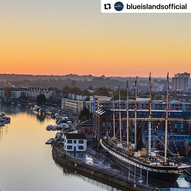 #Repost blueislandsofficial with makerepostEXTRA 5,000 SEATS TO BRISTOL THIS SUMMER.Blue Islands has added additional flights to Bristol this summer, read more on Blue Islands news and book your flights to one of the UK and Europes coolest cities..#bristol #jerseyci #jerseyairport #bristolairport #visitbristol #visitbath #mybi