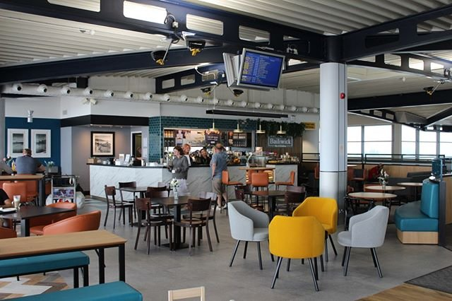 #Islandmums cardholders can get 10 discount on all products, except alcohol, at Bailiwick Bar and Kitchens land and airside outlets at Guernsey Airport!
