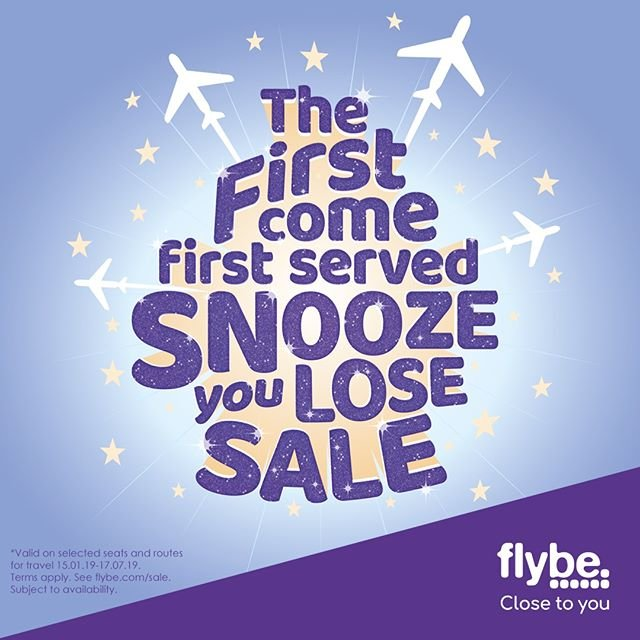 Get up to 20 off 1 million selected seats in the Flybe winter sale including flights from Guernsey Airport. Once theyre gone, theyre gone.