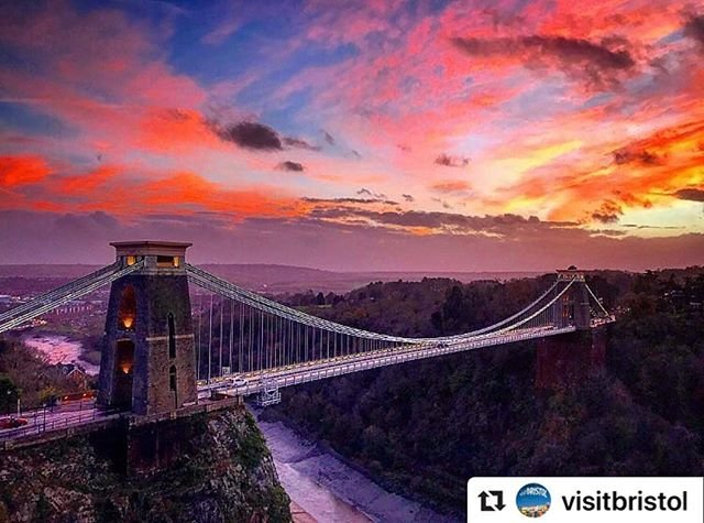 #Repost visitbristol with makerepostFeast your eyes on this beauty. Enough to brighten even the gloomiest morning  arag91 #visitbristol #aurigny