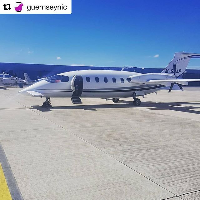The #piaggio  a very futuristic looking plane spotted recently at #GuernseyAirport  Great photo by guernseynic