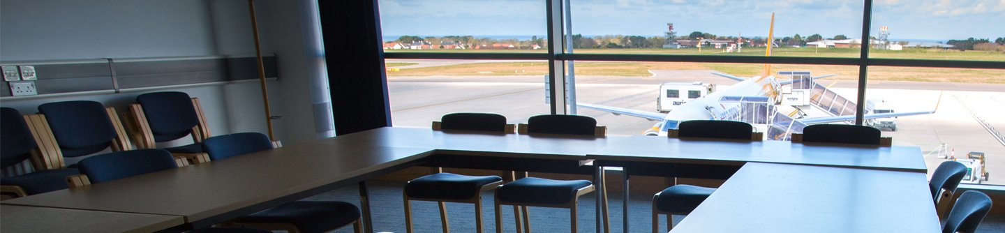 Guernsey Airport, Conference Room