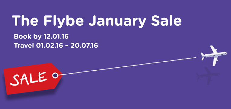 Seats are on sale now and currently available for travel between 28th October and 13 th January Highlights of Flybe's Winter schedule from Cardiff- Up to flights a week- Ski flights to Geneva doubled, departing on Tuesday and Saturday.