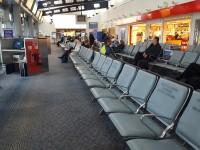 Seating - departure lounge